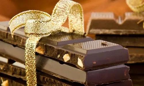 Razones por las que el chocolate es mejor que los hombres