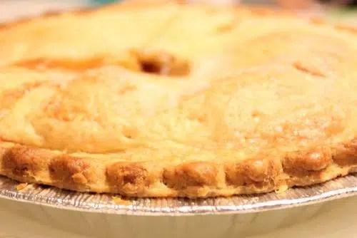 Recetas Express: Deliciosa Tarta de Manzanas al microondas.