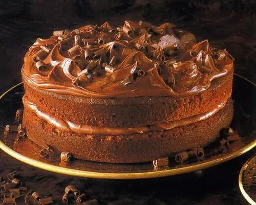 Recetas golosas: ¡Tarta de Peras al Chocolate!