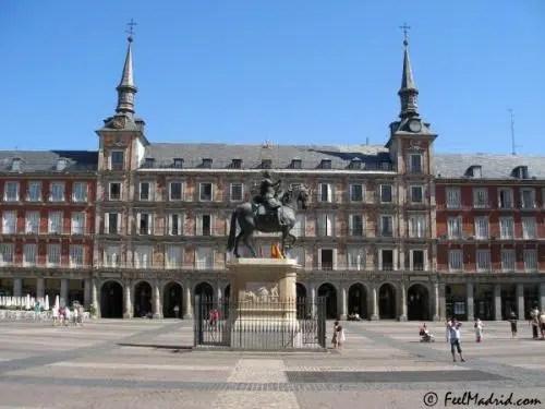 Recorriendo Madrid: La Plaza Mayor