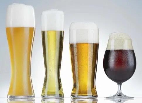 Saborea una rica cerveza