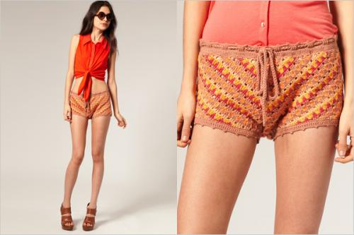 Shorts, tendencias del verano