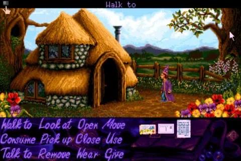 Simon the Sorcerer, transportado a un mundo mágico
