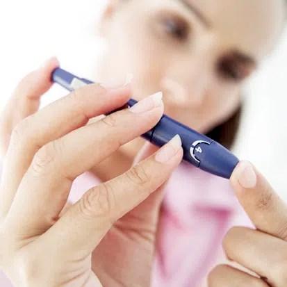 Síntoma de diábetes en las mujeres