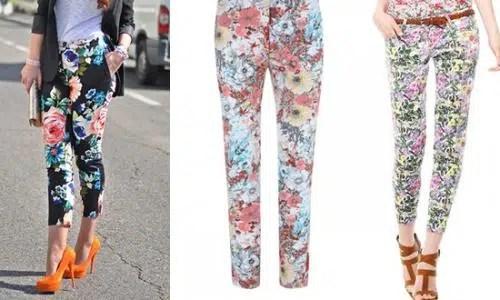 Tendencia en jeans para el 2013