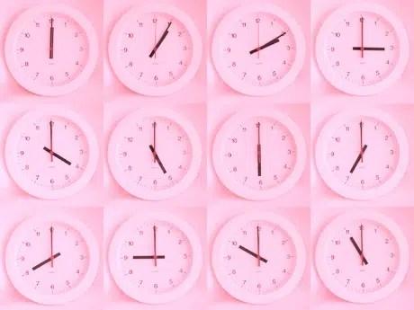 20 trucos para ganar tiempo cada día