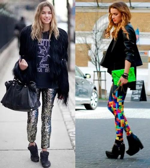 Tips al momento de usar leggins