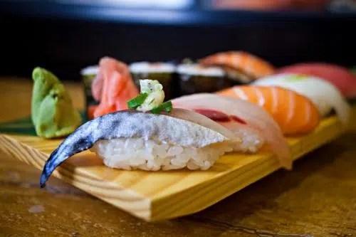 Todo acerca del Sushi