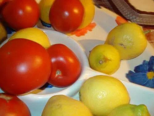 Tomate y limón: esos protectores poderosos de nuestra salud
