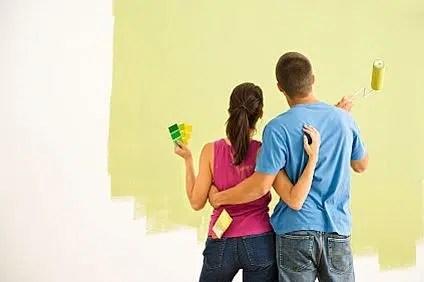 Trucos para conseguir un acabado perfecto pintando