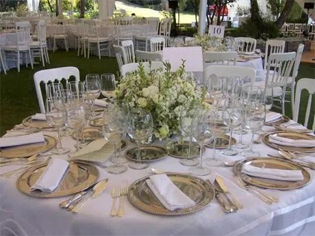 Un asunto delicado: cómo distribuir a los invitados en una boda