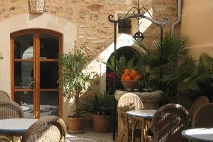 Un pintoresco alojamiento mallorquín: el Hotel Ca