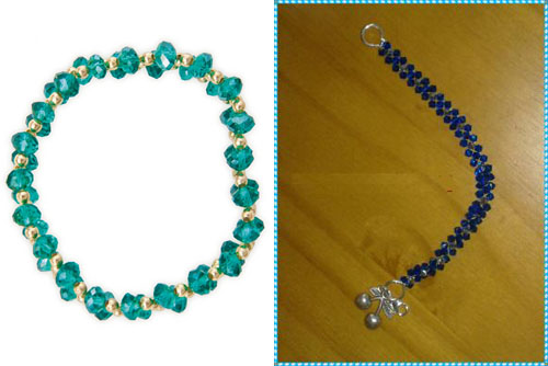 182504191c70 Una bonita pulsera en cristal Swarovski – eMujer.com