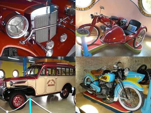 Una escapada hasta Hervás para ver el Museo de la Moto y del Coche Clásico
