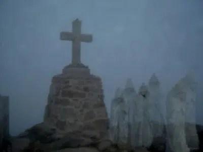 Una espectral procesión de almas: la Santa Compaña