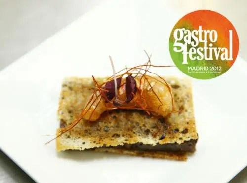 Una tentadora cita en la ciudad de Madrid: el Gastrofestival 2013