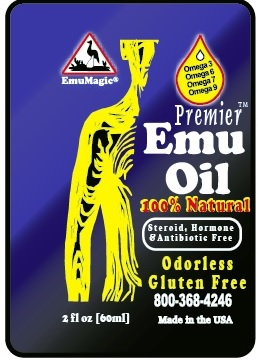Premier™ Emu Oil 2oz