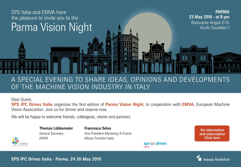 VISION NIGHT INVITO INGLESE