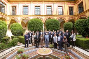Reunión con la Federación Francesa de Empresas Públicas Locales.