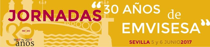"""Inscríbete y asiste a las Jornadas """"30 Años de Emvisesa""""."""
