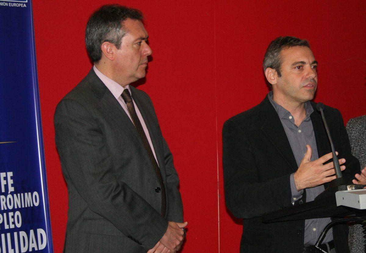 El Consejo de Administración de Emvisesa ratifica a Felipe Castro como director gerente de la empresa municipal de la vivienda de Sevilla. Resumen de gestión 2015-2019.