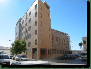 Promoción del Real Patronato en la calle Arroyo. Foto: web de la Real Fundación Patronato de la Vivienda de Sevilla.