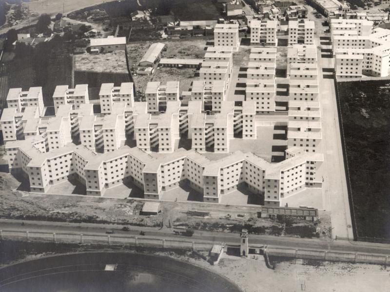 805 viviendas en Huerta del Carmen, La Macarena.