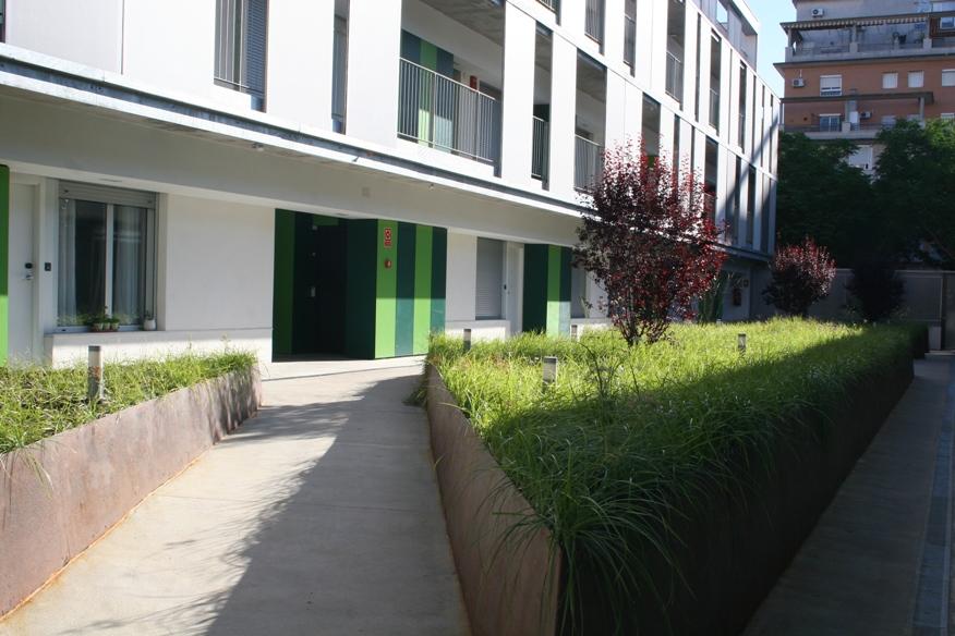 Cuarto aniversario de RUE 32, residencia universitaria gestionada por Emvisesa