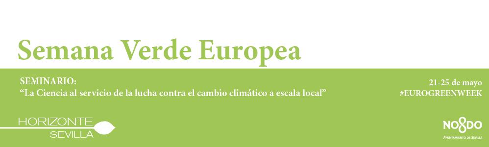 Emvisesa está presente en la Semana Verde Europea 2018: Ciudades verdes para un futuro más verde