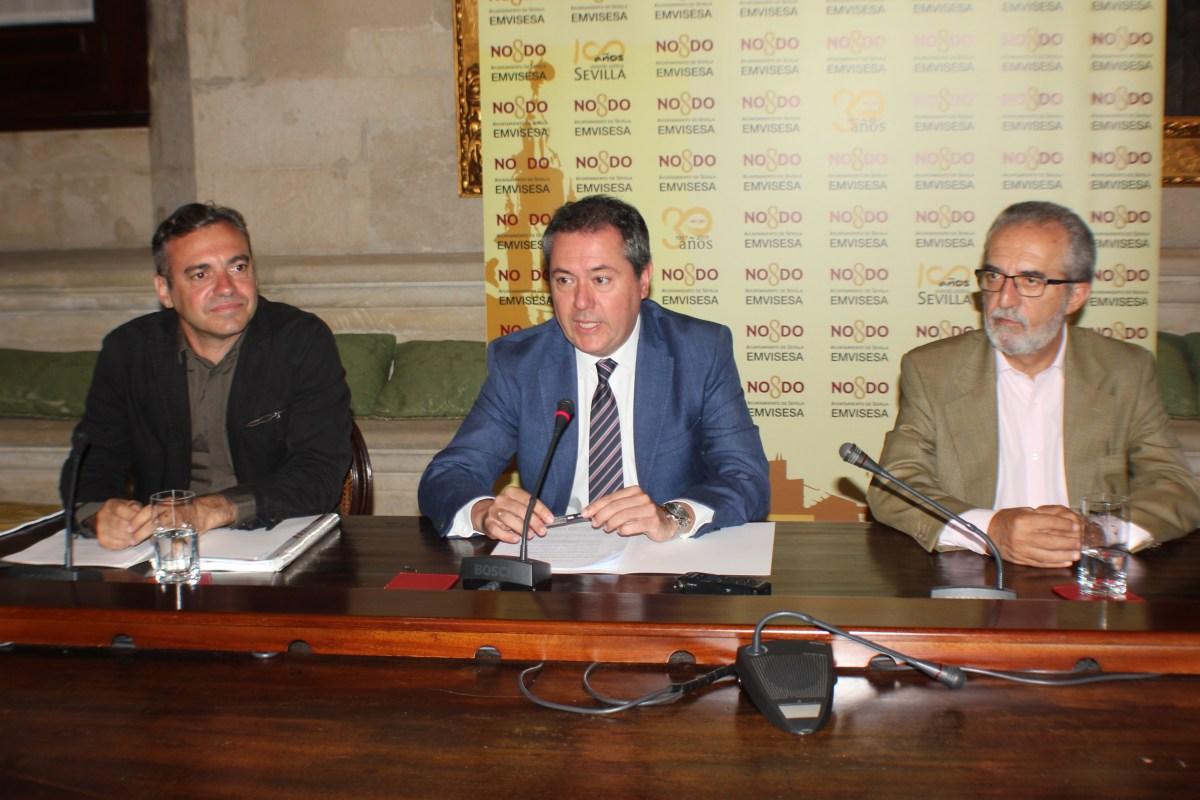 Juan Espadas presenta el Plan Municipal de Vivienda 2018-2023 que programa alcanzar las 3.500 viviendas con algún tipo de protección, priorizando el alquiler, la rehabilitación, la captación de viviendas vacías y los programas sociales