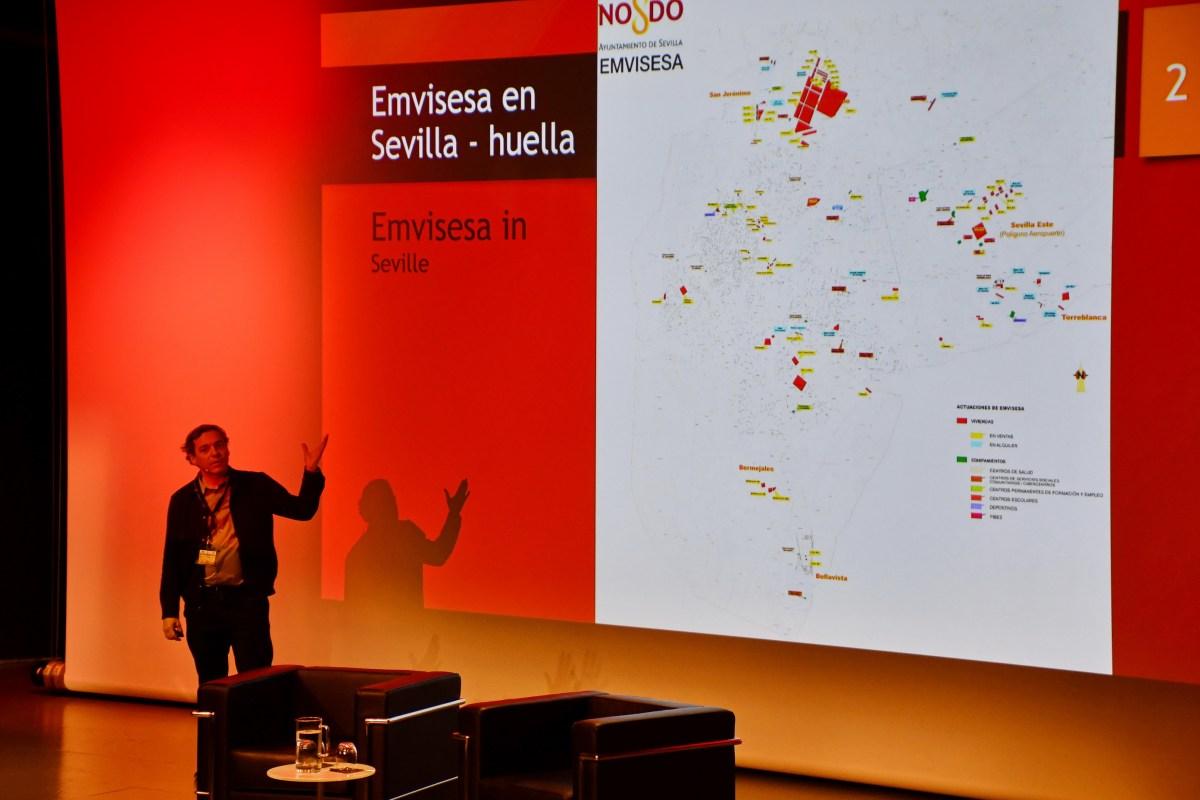 Las IV Jornadas de Vivienda Social de Sevilla organizadas por Emvisesa se celebrarán los días 27, 28 y 29 de octubre en CaixaForum