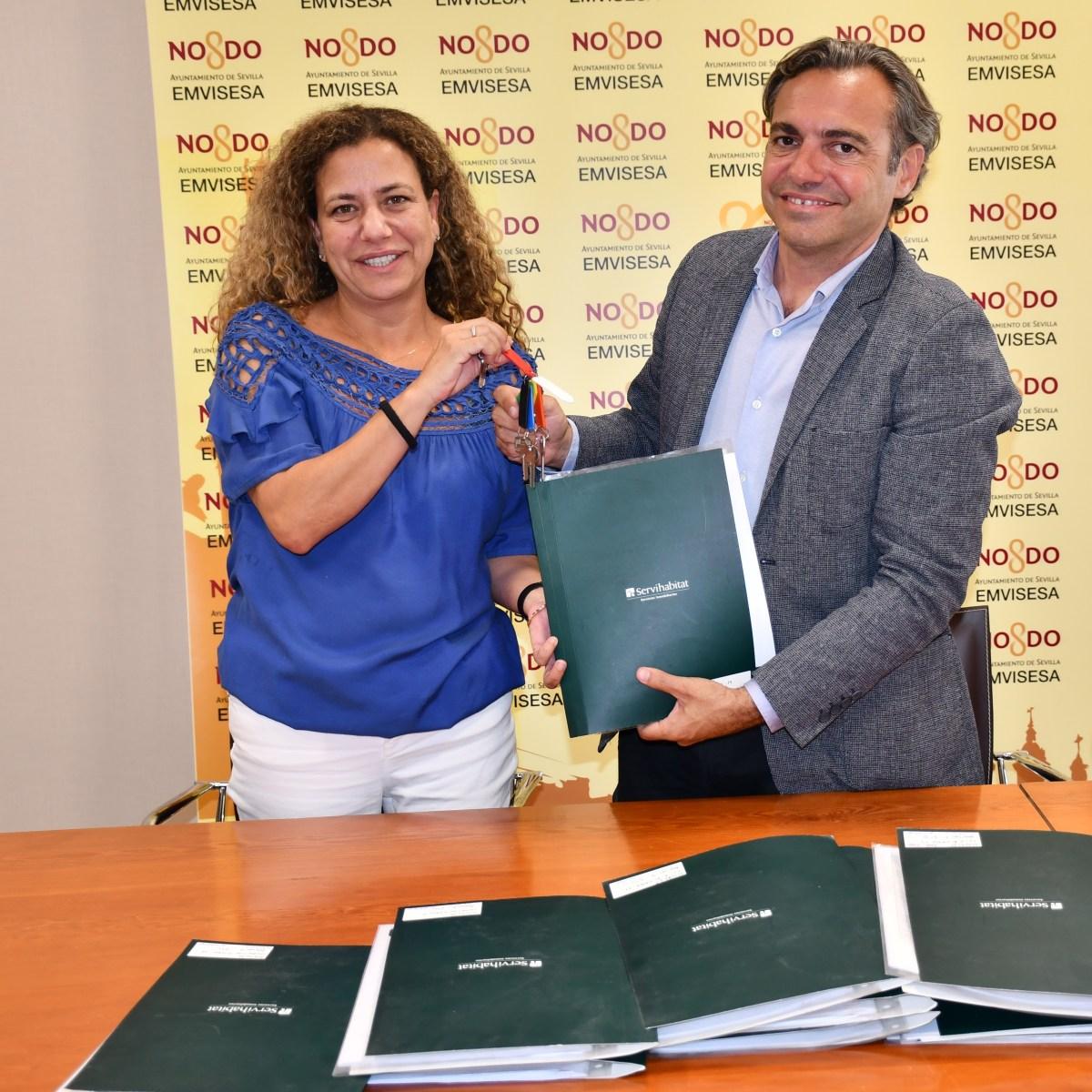 El Ayuntamiento de Sevilla amplía su parque de viviendas sociales tras adquirir Emvisesa diez nuevos pisos mediante derecho de tanteo
