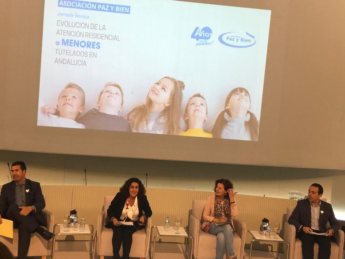 Emvisesa colabora con asociaciones sin ánimo de lucro en la atención residencial a menores tutelados en Sevilla