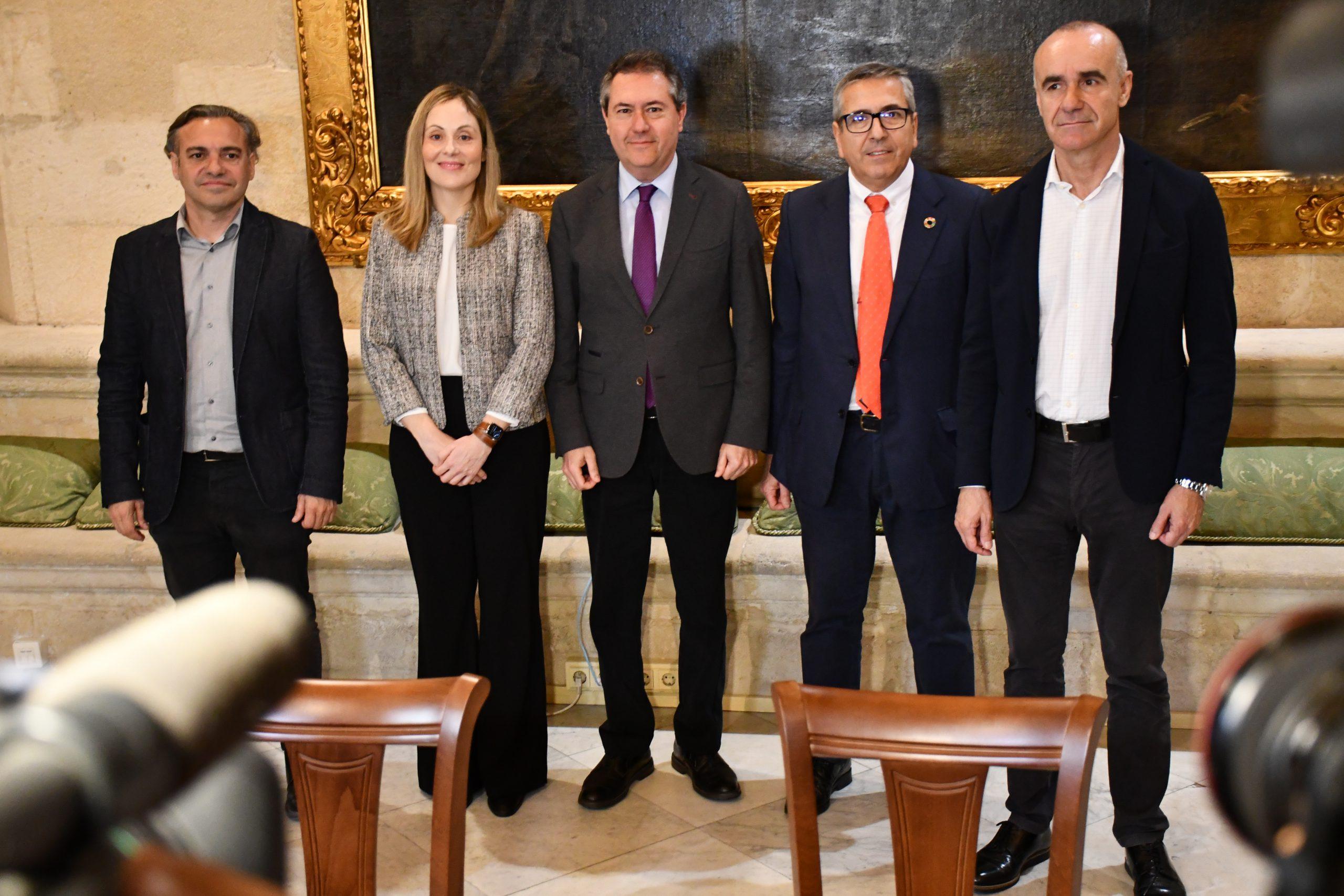 Emvisesa asegura la puesta en uso de más de 700 viviendas sociales gracias al acuerdo de financiación, auspiciado por el Ayuntamiento de Sevilla, con el Banco Europeo de Inversiones y el Instituto de Crédito Oficial