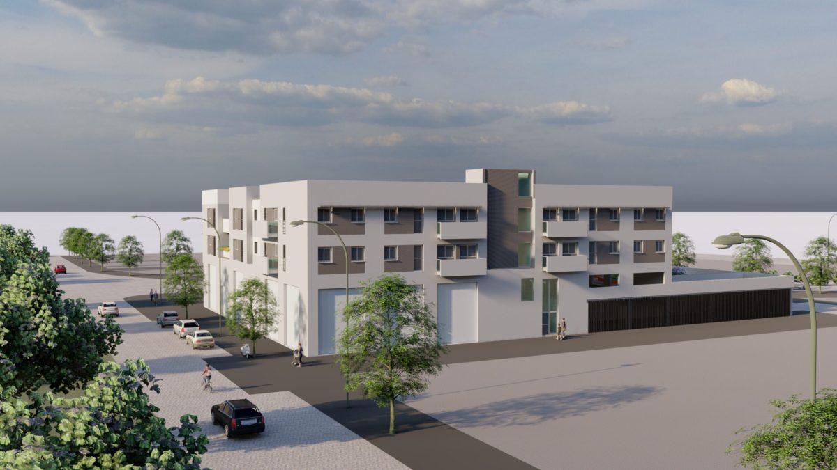Emvisesa solicita licencias de obras por valor de 40 millones de euros para construir 410 nuevas viviendas protegidas y supera las 1.120 viviendas adjudicadas en cinco años