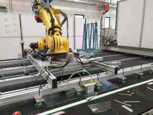 robotic sensor and end of arm tooling environment