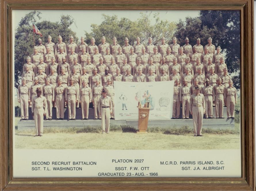 1972 Island Parris Platoons