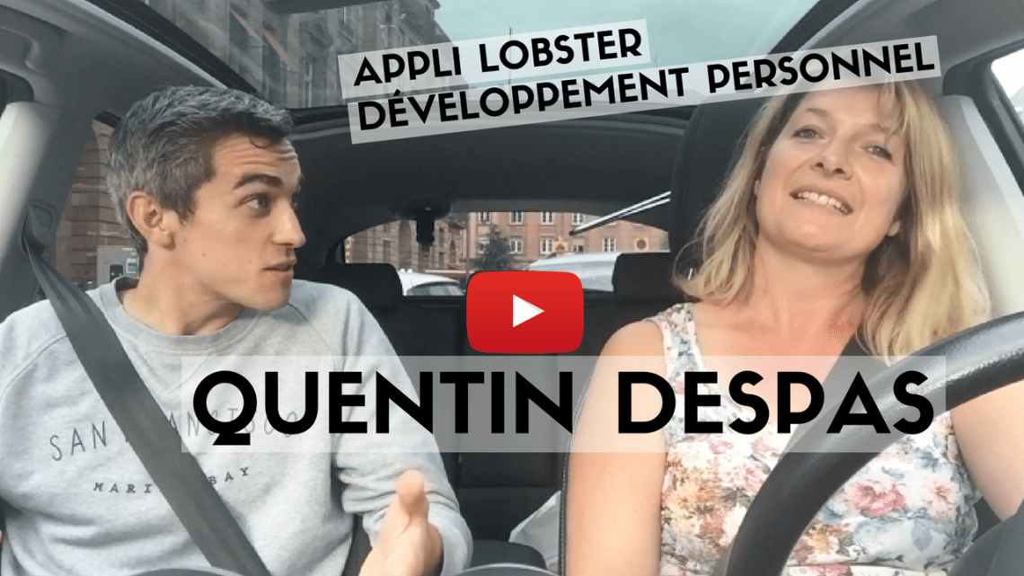 Application de développement personnel Lobster