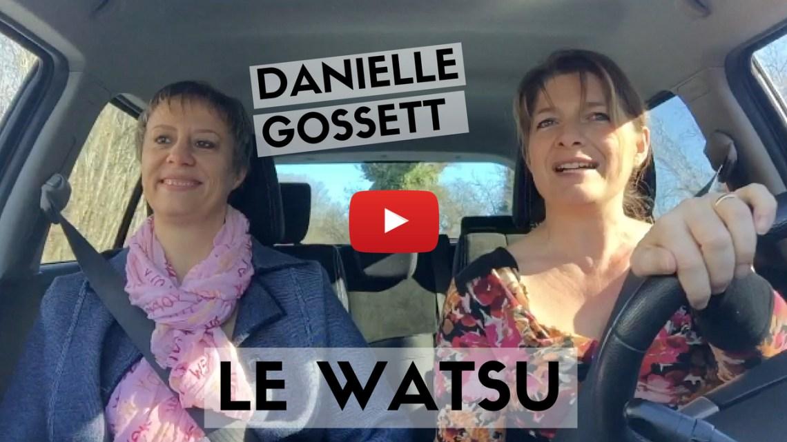 Watsu : une séance de shiatsu dans l'eau avec Danielle Gossett