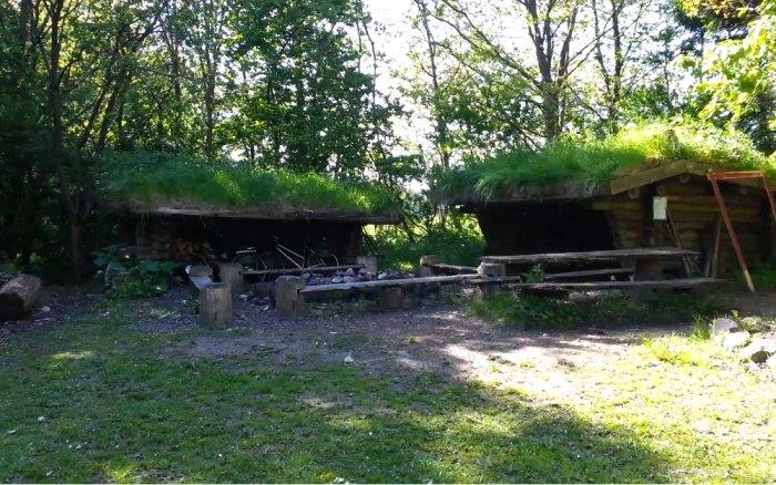 Camping primitif à Ny Tolstrup