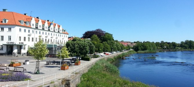 Jours 4 et 5 : de Halmstad à Varberg