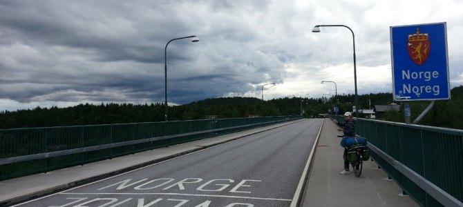 Jours 12 et 13 : de Strömstad à Larkollen