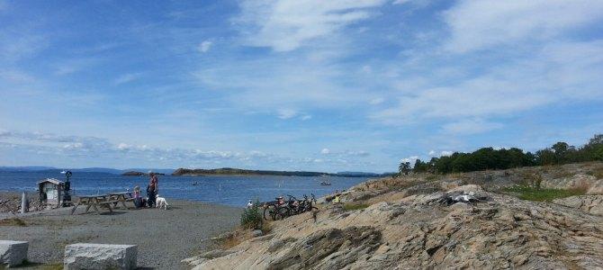 Jours 14 et 15 : de Larkollen à Oslo