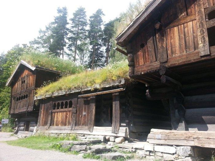 Musée du peuple norvégien Oslo