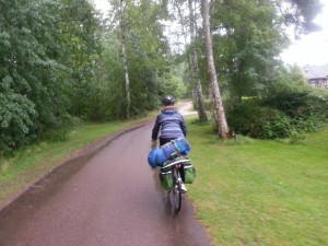Sac à dos voyage à vélo
