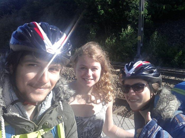 Amitiés voyage à vélo