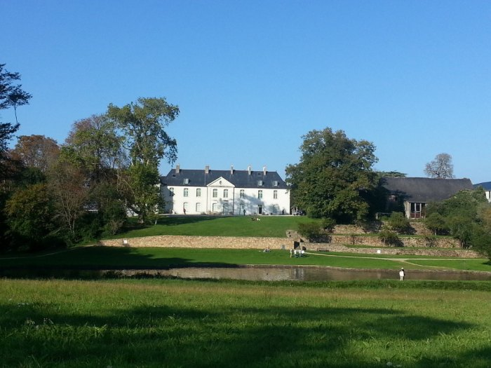 Le château du Pé à Saint-Jean-de-Boisseau