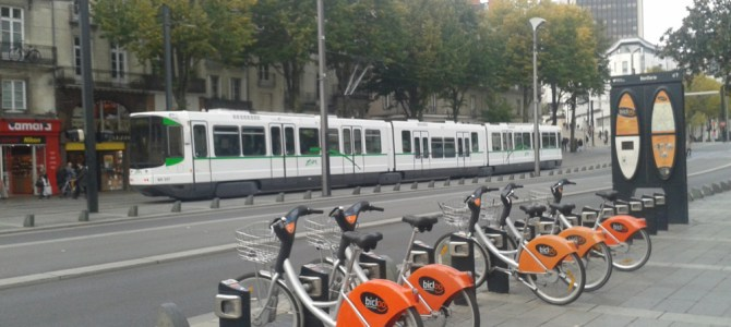 Nantes à vélo – Des ressources utiles pour vous (futurs) cyclistes nantais !