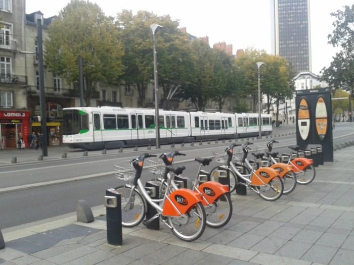 bicloo centre-ville nantes