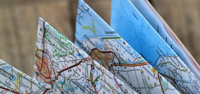 Comment choisir ses cartes pour un voyage à vélo ?